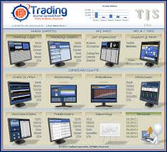 Options Trading Journal Spreadsheet by Trading Journal Spreadsheet Tjs Global Trading Tools