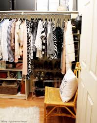 tiffany leigh interior design my walk in closet makeover reveal