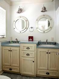 nautical mirror bathroom nautical bathroom mirrors furniture nautical mirror with rope rope