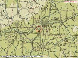Frankfurt Airport Map Frankfurt Rhein Main Airport Military Airfield Directory
