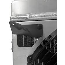 electric radiator fans and shrouds scott drake c3dz 8146 8600a mustang electric fan and shroud kit 65 66