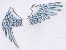 wings sketch by kiki7o7 on deviantart