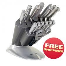 cuisinart kitchen knives get 16 cuisinart knife set for 99 shipped on housewares deals