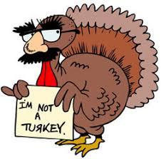 not a turkey funmunch