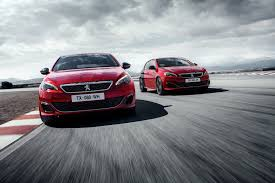peugeot 308 models peugeot 308 gti 250 and 270 models frolick on the autobahn