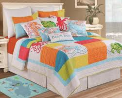 Nautical Quilt Beach Bedding Beach Themed Quilt Bedding Sets Find This Pin And