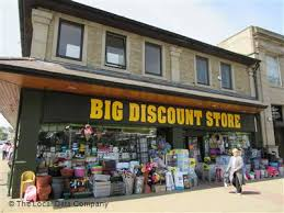 the big discount store on church discount store in town