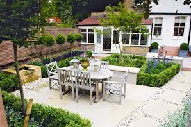 redesigning a small garden real homes