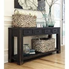 Low Console Table Console Tables Cymax Stores