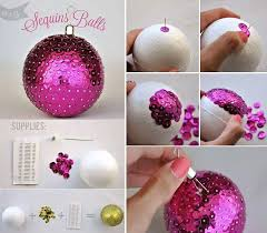 7 unique diy christmas ornaments tutorials to bring in the festive
