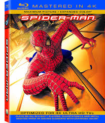 spirit halloween spiderman amazon com spider man mastered in 4k single disc blu ray