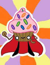 early captain cupcake sketch by alphamusician on deviantart