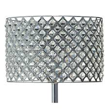 Crystal Table Lamps Glass Table Lamps Home Decorating Ideas
