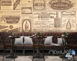 3d vintage retro poster wall paper wall mural bar pub business 3d vintage retro poster wall paper wall mural bar pub business decals idcwp mx