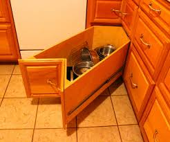 Kitchen Cabinet Drawer Slides Self Closing Kitchen Corner Cabinets With Drawers Tehranway Decoration