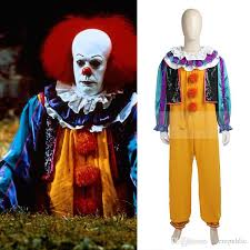 clown costume stephen king it costume pennywise costume clown costume