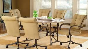 Dining Room Chairs Furniture Rolling Dining Room Chairs Furniture Ege Sushi Dining Room