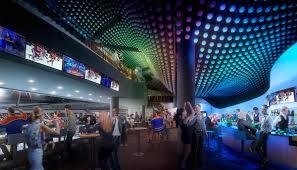 oilers entertainment group unveils rogers place presentation centre