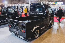 kei truck tokyo auto salon 2014 part 2 sntrl