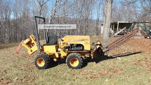 construction heavy equipment u0026 trailers trenchers riding