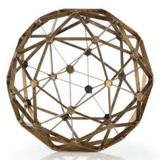 Gold Home Decor Accessories Decor Accessories Tribeca Sphere Z Gallerie Antiqued Gold