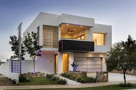 Enchanting Contemporary Architecture House With Featuring Sleek