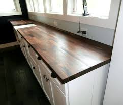 walnut eco pro countertop designed by and made for millbrook