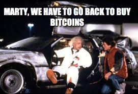 Back To The Future Meme - bitcoin back to the future meme