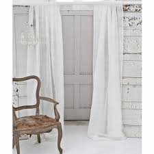 Ivory Linen Curtains Couture Dreams Solid Ivory Linen Window Curtain Window Curtains