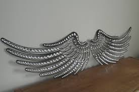 metal home decor wholesale articles with wooden angel wings wall decor uk tag wings wall