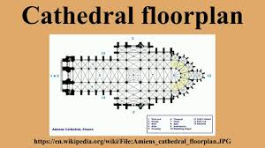 cathedral floorplan youtube