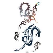 popular flying dragon tattoos buy cheap flying dragon tattoos lots
