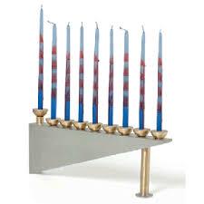 menorah modern modern menorahs for hanukkah judaica