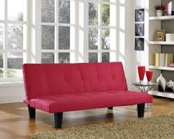Living Room Furniture Sofa Beds Atlanta Red  Seater Suede - Sofa beds atlanta