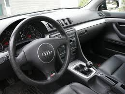 2004 Audi A4 Interior B6 Factory Options Thread