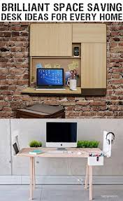 space saving desk ideas for every home