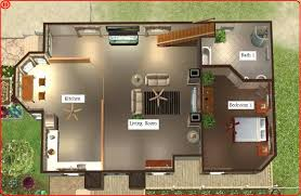 stunning small sims house plans gallery best idea home design
