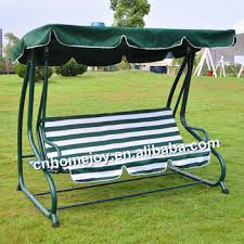 multi functional outdoor canopy swing bed patio swing with canopy