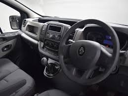 renault trafic 2016 interior nearly new renault for sale trafic sl29 dci 120 crew van black