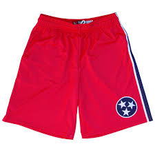 Tennesse Flag Tennessee Flag Lacrosse Shorts Tribe Lacrosse