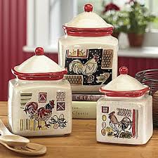 rooster canisters kitchen products 729 best country kitchen images on roosters rooster