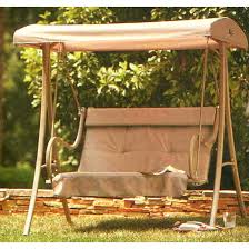 2 person swing with canopy outdoor glider hammock patio furniture