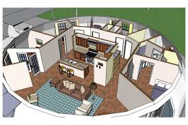 image interior plan u2014 the callisto has a diameter of 50 feet a