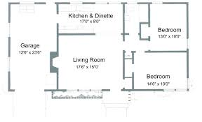 house plans 2 bedroom chic idea house plans 2 bedroom with garage 3 free floor for small