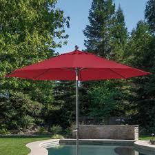 Costco Patio Umbrella Proshade Outdoor Patio Umbrellas Costco