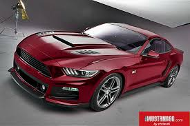 2015 mustang ruby 2015 roush stage 2 front end from the roush instagram mustang