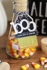 halloween gift tags diy project ideas halloween treat glasses