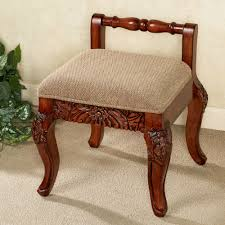 Antique Wood Chair Seating Home Furniture Touch Of Class