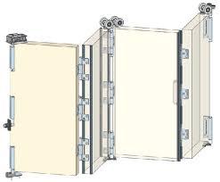 Exterior Folding Door Hardware Hardware For Weathertight Folding Door Wall Systems By Door