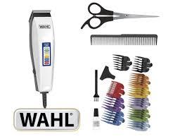 cortador cabelo wahl clipper color code com acessórios 110v r